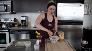 Easy Healthy Snack - Protein Balls