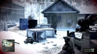 Прохождение Battlefield: Bad Company 2. Миссия 2