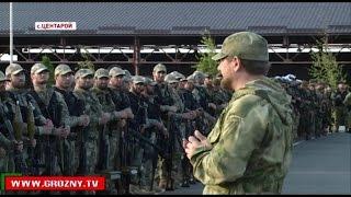 Рамзан Кадыров поднял по тревоге чеченских силовиков