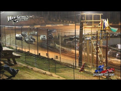 604 Crate Feature - 3-31-18 West Ga Speedway