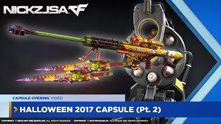 Halloween 2017 Capsule - Part 2/Final (Capsule Opening) | CROSSFIRE Indonesia 2.0