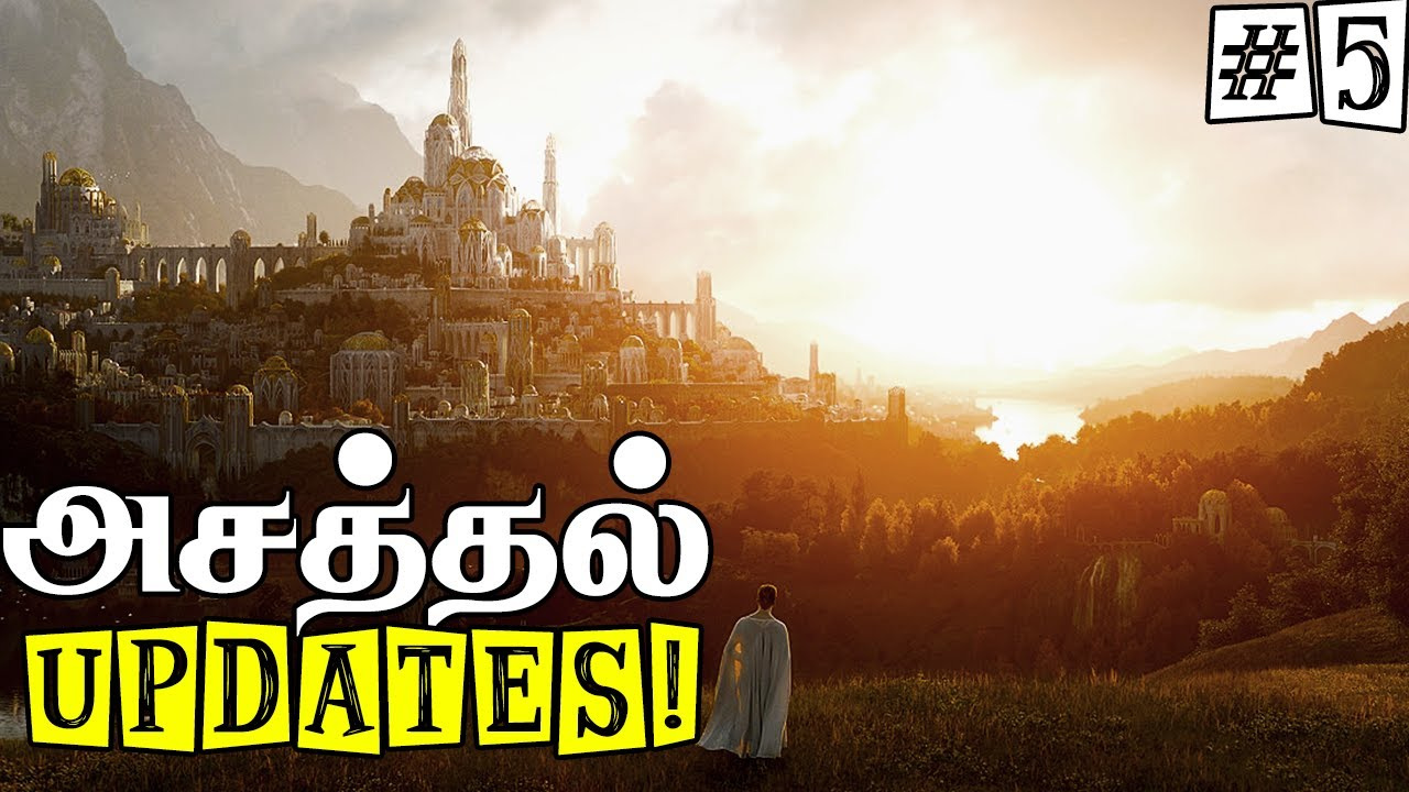Download Updates #5 - Tamil | Elite Tamil Dubbed | Stranger Things 4 | Lord of The Rings | Westworld 4