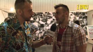 Dawid Ozdoba na chłodno po walce z Burneiką 2017 Video