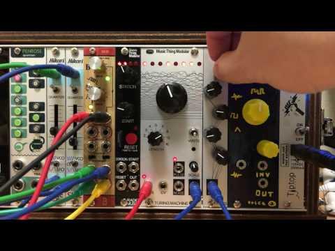 Music Thing Modular - Turing Machine mk2 TEST PLAY