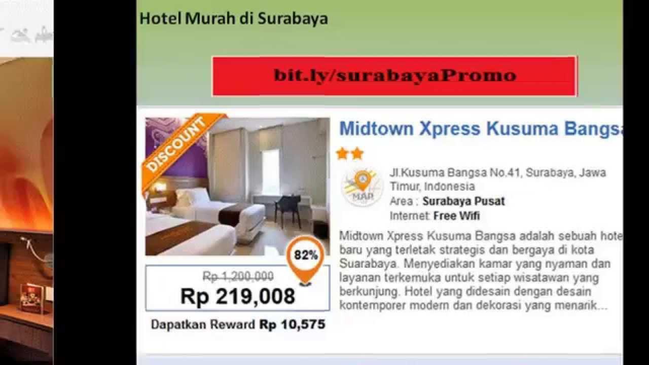 Hotel Murah Di Surabaya Dekat Kertajaya