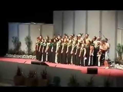 Maori performance song 134