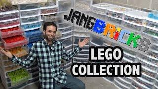 Baixar JANGBRiCKS LEGO Parts Collection Tour 2018