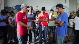 Wilson G vs Oni Bago /1º Torneio Meia Final/