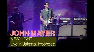 John Mayer - New Light (Live in Jakarta 2019)