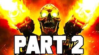 DOOM Gameplay Walkthrough Part 2 - GIANT MONSTERS!! (Doom 4 PS4/X1/PC 1080p 60fps)