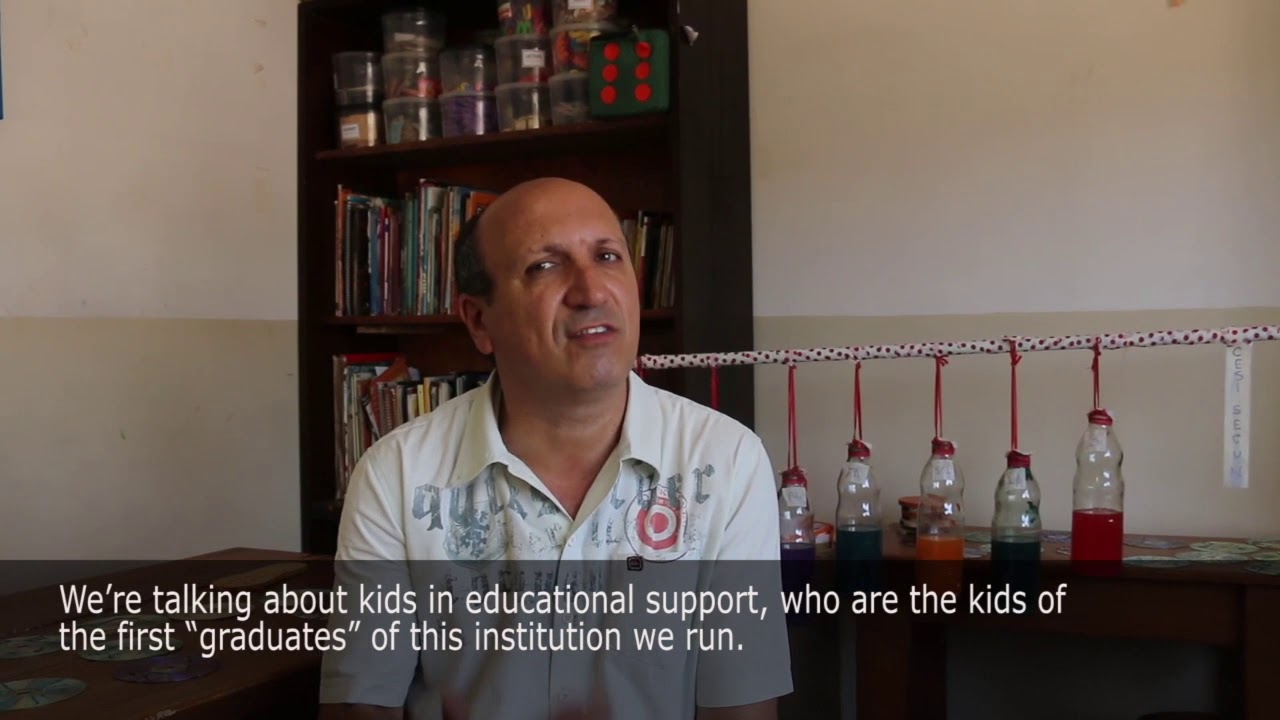 Story behind Summer #EducationCamp Project: Interview with Coordinator