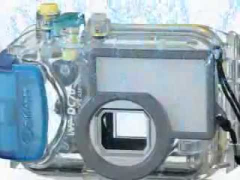 Underwater Camera Housings For Nikon, Panasonic, Canon, Ikelite,   Olympus, Pentax, Casio, Minolta