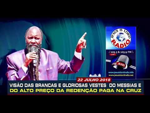 Baixar 22/07/2018 VISÃO DAS BRANCAS E GLORIOSAS VESTES DO MESSIAS E O ALTO PREÇO DA REDENÇÃO PAGO NA CRUZ
