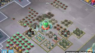 BOOM BEACH | TASK FORCE OPERATION | FULL ZOOKA | BEST ATTACK | ROTTWEIL04