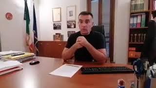 Cluster Covid alla casa di riposo, il messaggio del sindaco di Portocannone