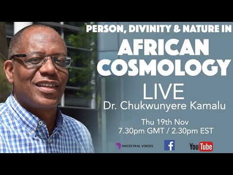 Person, Divinity & Nature in African Cosmology