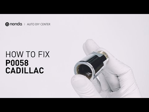 How to Fix CADILLAC P0058 Engine Code in 2 Minutes [1 DIY Method / Only $19.61]