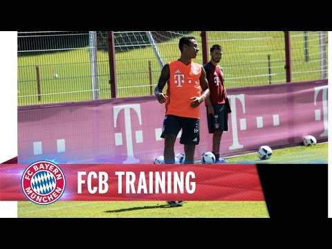 Thiago zurück im Training, Impressionen vor ManCity | Highlights