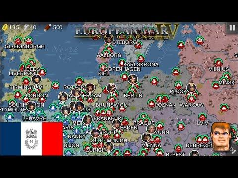 Франция против всех ^^ European War IV Napoleon Glory Of Conquest Mod