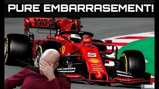 SORT IT OUT FERRARI! Opinions on Ferrari's Troubled Start to 2019