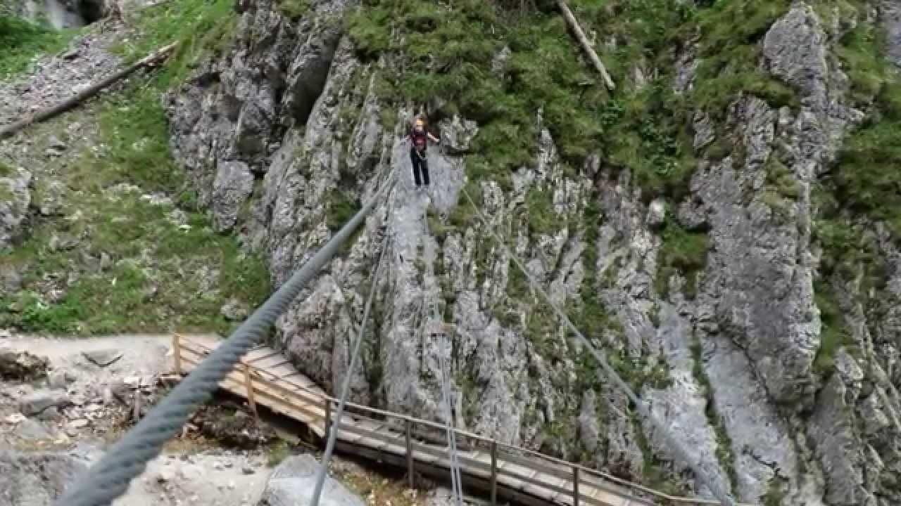 Klettersteig Ramsau : Die schönsten klettersteige in ramsau am dachstein