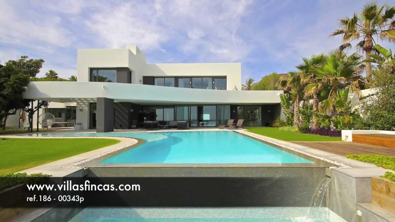 modern villas marbella then - photo #41