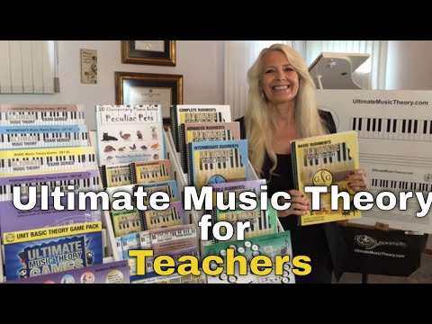 Ultimate Music Theory for Teachers