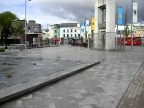 Eire-Square in Galway