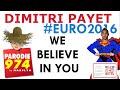 DIMITRI PAYET - WE BELIEVE IN YOU - PARODIE 974 - SLIMANE PANAME