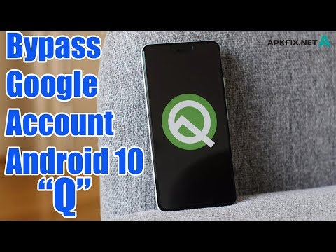 Bypass FRP Google Account Android 10| Android Q