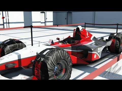 Perfection - Race Sim Studio's Formula 2000 V10
