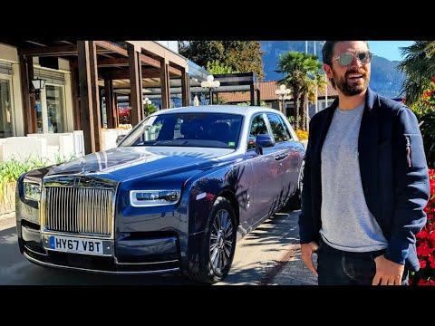 An Invite From Rolls Royce! | MrJWW