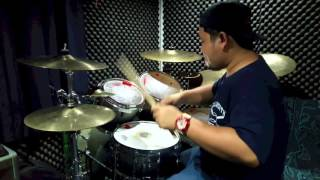 มาย เนม อีส กะลา - my name is kala (drum cover by ton)