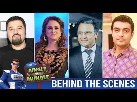 Commander Safeguard – Jungle Main Mungle | Behind the Scenes