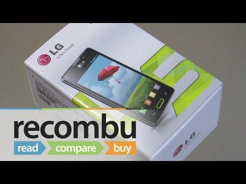 LG Optimus L5 2 Unboxing Video