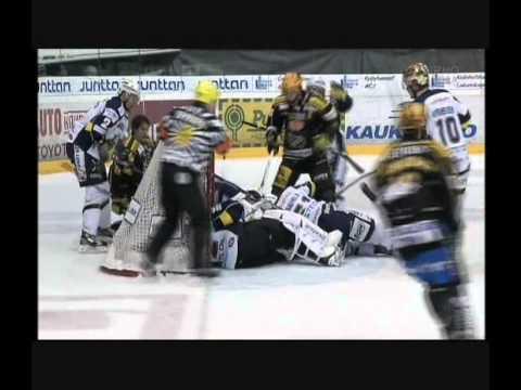KalPa - Espoo Blues puolivälieräsarja 2011-12 Game 7