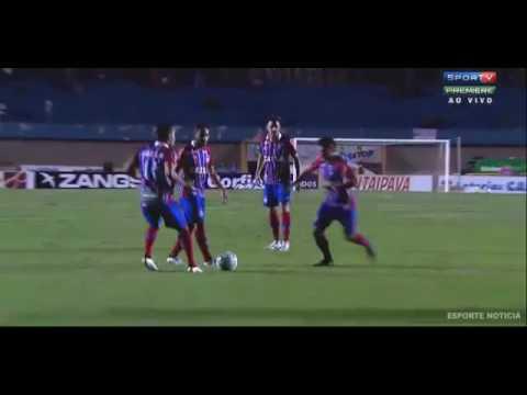 Vila Nova 0 X 1 Bahia Gol Juninho 34ª Rodada Do Campeonato Brasileiro Série B 04/11/2016