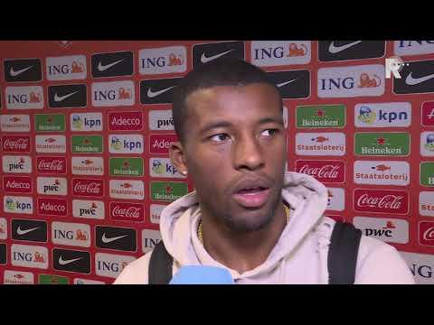 Rotterdammer Georginio Wijnaldum niet naar het WK