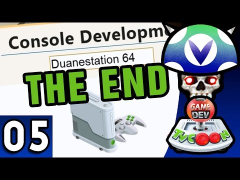 [Vinesauce] Joel - Game Dev Tycoon ( Part 5 Finale )