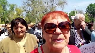 Блиц опрос на траурном Куликовом Поле (1 часть) // Руслан Коцаба, Одесса, 02 05 2017