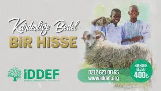 İDDEF 2017 Kurban Reklamı