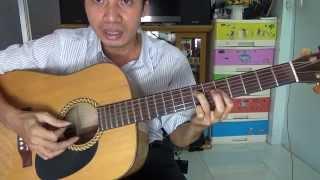 huong dan guitar bolero rai va quat cha phan 1 (full HD1080P)