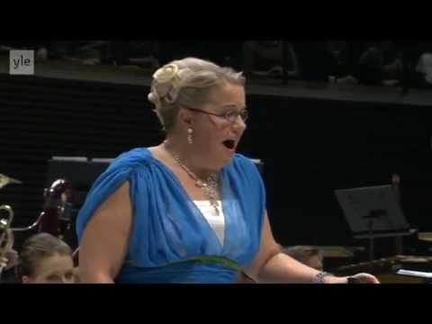 Jukka Tiensuu: Voice verser - Anu Komsi