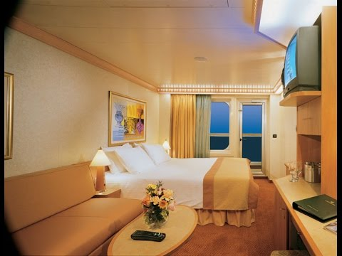 Carnival Glory Stateroom Tour