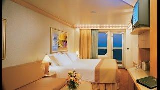Carnival Glory Balcony Room 8422 Room Tour