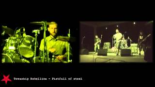 Township Rebellion - Fistfull of steel (live @ Countryside jam/Vršac)