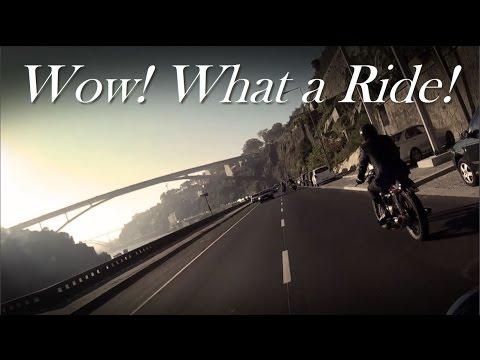 Cafe Racer (The Distinguished Gentleman's Ride - Porto)