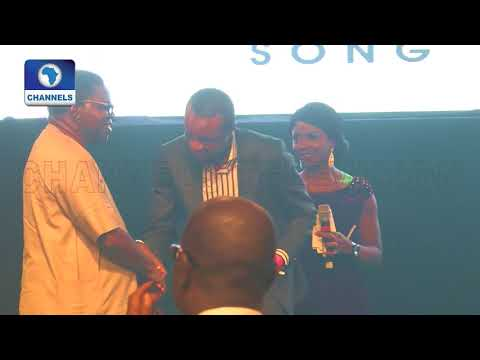 Nathaniel Bassey Performs 'Olo Mi' With Tosin Martins   EN  