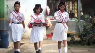 upacara bendera flag ceremony short film eng subtitle