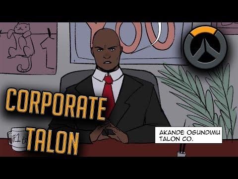 (Overwatch) Corporate Talon